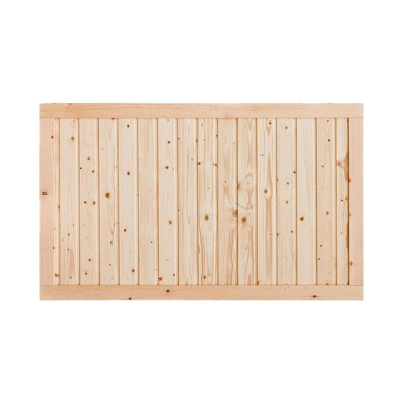 Poolkõrge laudisega aiakilp   bf06005   Baltic Fence
